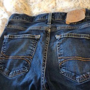 Hollister Jeans - Men's Hollister skinny jeans size 28X30.